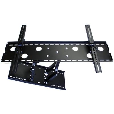 Premium Universal LCD & Plasma TV Wall Mount Bracket with Dual Arm, Dual Pivots (100kg) (Photo )