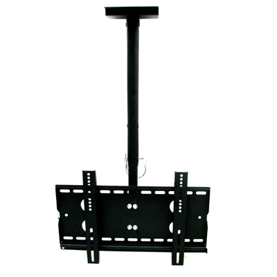 Premium LCD & Plasma TV Ceiling Mount Bracket - 45kg (Black) (Photo )