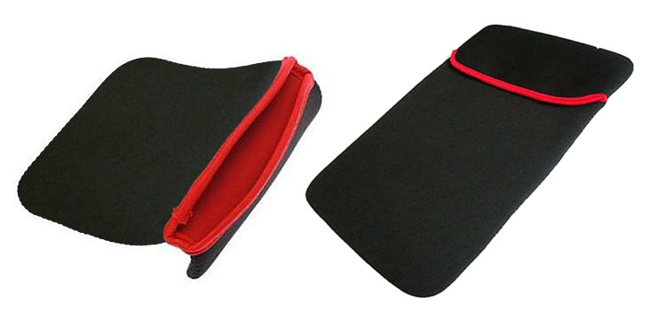 "Universal 7"" Tablet Soft Cover Sleeve (Photo )"