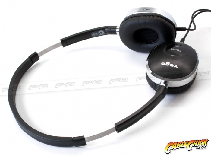 Value Series Lightweight Stereo Headphones (Photo )