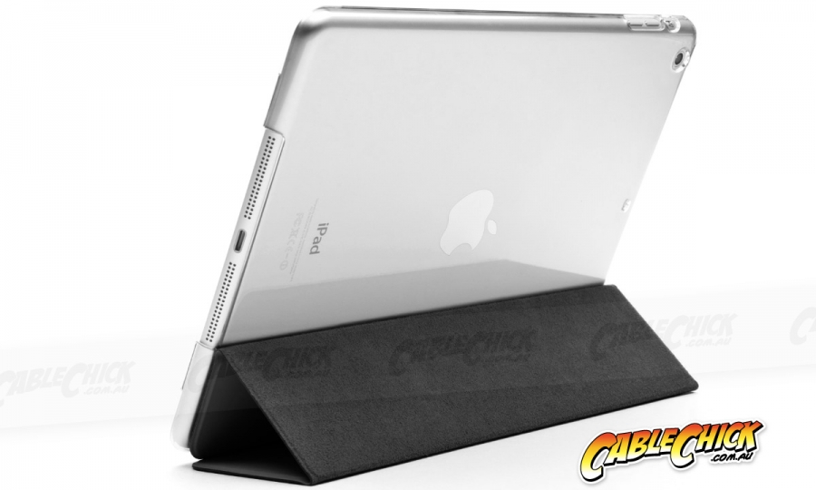 iPad Air 2 Smart Case Magnetic Cover with Protective Clear Back (Photo )