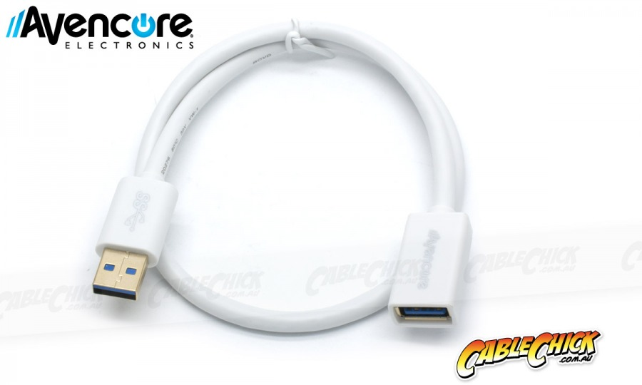 Avencore 1.5m SuperSpeed USB 3.0 Extension Cable (Type-A, Male to Female) (Photo )