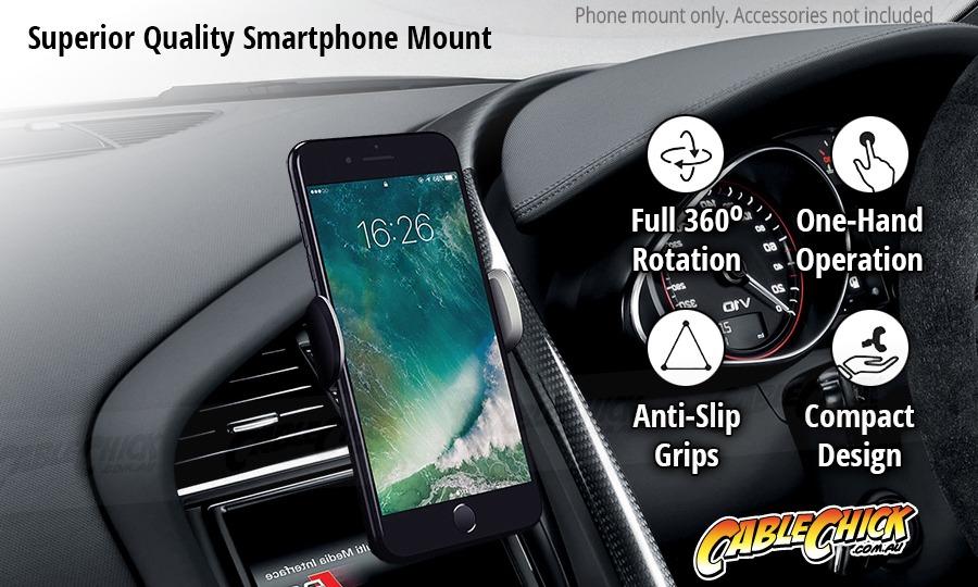 Premium Car Air-Vent Mount for Smartphones (Photo )
