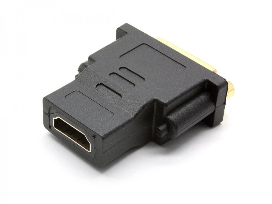 HDMI Female to DVI-D Female Adaptor (Photo )