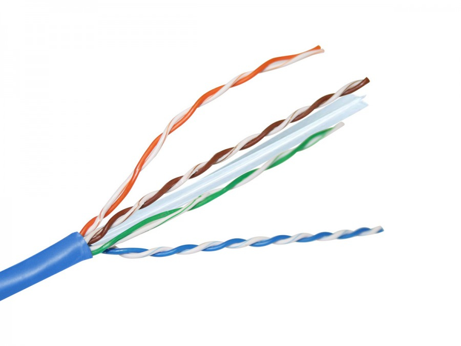 305m Cat6 Unterminated Installers Cable + FREE SHIPPING