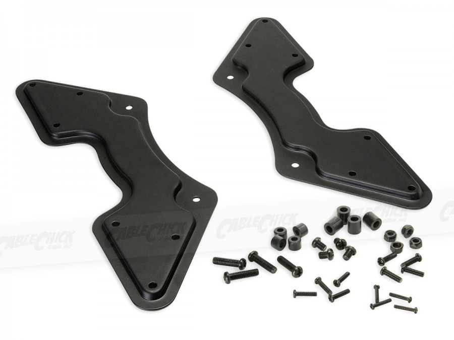 Universal VESA Mount Adapter Plate (VESA 200x200 - 400x400) (Photo )