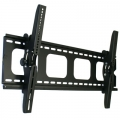 Premium LCD & Plasma TV Wall Mount Bracket with 15 Degree Tilt - 100kg (Black) (Thumbnail )