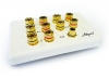 Amped Classic 5.1 Surround Sound Speaker (White Wall Plate) (Thumbnail )