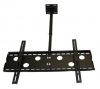 Premium LCD & Plasma TV Ceiling Mount Bracket - 80kg (Black) (Thumbnail )