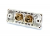 Amped Classic Single Speaker Architrave (White Wall Plate) (Thumbnail )