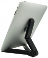 Compact Fold-Away Universal Tablet Travel Stand (Supports iPad, Android & PC Tablets) (Thumbnail )