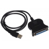0.8m USB to 25-Pin Parallel Printer Cable Converter (Thumbnail )