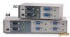 High-End VGA 2x4 True Matrix Switch & Splitter with Audio (Thumbnail )