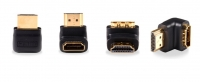 Right Angled HDMI Cable Adapter (DOWN) (Thumbnail )