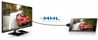MHL 2.0 Adapter Cable supporting 1080p 3D (11-Pin MHL for Samsung GALAXY S3+) (Thumbnail )