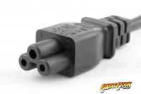1.8m IEC C5 Power Cable (IEC-C5 Appliance Power Cord) (Thumbnail )