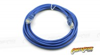 2m CAT6 RJ45 Ethernet Cable (Blue) (Thumbnail )