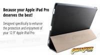 """12.9"""" Apple iPad Pro Folding Smart Case (Black) (Thumbnail )"""