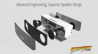 Bluedio BS-3 Dual 5W Driver Bluetooth Speaker (Dual 52mm Triple-Magnet Drivers) (Thumbnail )