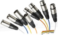 Pro Series 5m XLR 4-Way Snake (Male to Female) (Thumbnail )