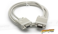 High-End 2M VGA 15Pin Extension Cable (Male to Female) (Thumbnail )