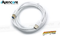 Avencore 0.5m SuperSpeed USB 3.0 Cable (Type A-Male to B-Male) (Thumbnail )