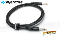 "10m Avencore Platinum Guitar Lead with 1/4"" Plug (Thumbnail )"