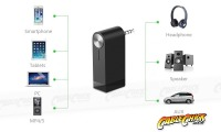 Bluetooth Audio Receiver - Bluetooth v4.0 with 3.5mm AUX Interface (Thumbnail )