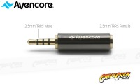 Avencore 4-Pole TRRS 3.5mm (Female) to 2.5mm (Male) Adaptor (Thumbnail )