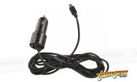 In-Car GPS Charger with Right-Angle USB Mini-B Connector (Thumbnail )