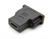 HDMI Female to DVI-D Female Adaptor (Thumbnail )