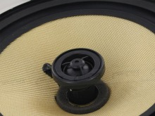 "Round 6.5"" Pair of Wall / Ceiling Mounted Speakers - 100w Kevlar Drivers (Thumbnail )"