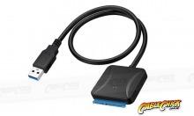 """USB 3.0 to SATA HDD Adapter Cable Kit (Supports SSD, 2.5"""" & 3.5"""" SATA Drives) (Thumbnail )"""