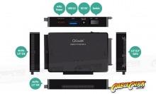 """USB 3.0 to SATA & IDE HDD Adapter Kit (Supports 2.5"""" & 3.5"""" Drives) (Thumbnail )"""