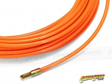 10m Nylon Cable Puller (Fish Tape 4mm Wire) (Thumbnail )