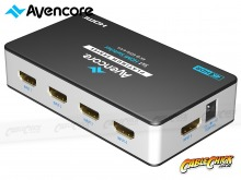 Avencore Platinum 5-Port Ultra HD 4K/60Hz HDMI Switch (5x1 HDMI 2.0 Switch) (Thumbnail )