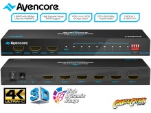 Avencore Platinum 8-Way Ultra HD 4K/60Hz HDMI Splitter (1x2 HDMI 2.0 Splitter) (Thumbnail )