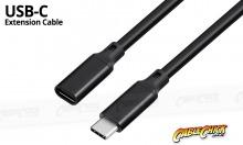 5m USB-C Extension Cable (USB-C Gen2, 10Gbps, 100W/5A PD) (Thumbnail )