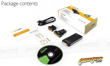 USB to DVI, HDMI & VGA DisplayLink Video Adapter (Mirror or Extend on PC & Mac) (Thumbnail )