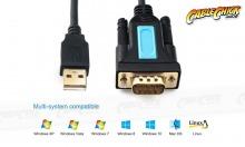 Serial to USB Adaptor (RS232) (Thumbnail )