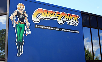 Cable Chick Showroom