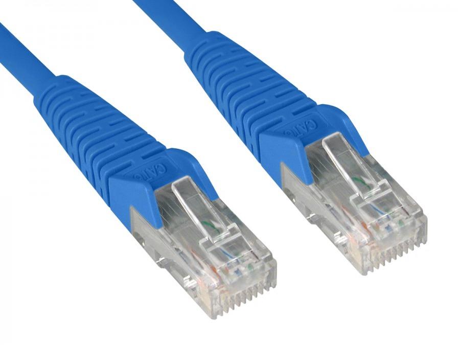 0.3M CAT5e Computer Network Patch Cable (RJ45) (Photo )