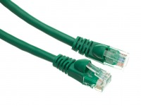 0.5m CAT6 RJ45 Ethernet Cable (Green) (Thumbnail )