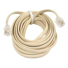 10m RJ12 Phoneline Extension Cord (Photo )