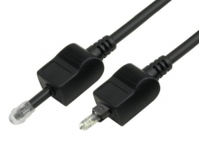 10m TOSLINK to Mini-TOSLINK (3.5mm Optical) Cable