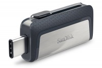 128GB SanDisk Ultra Dual Drive USB Type-C & Type-A Flash Drive (USB 3.1)