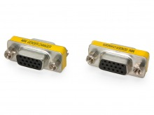15 Pin VGA Coupler (Female to Female)