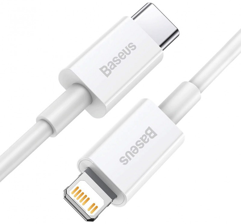 1.5m USB-C to Lightning Cable (Sync & 18W PD Charging) (Photo )