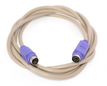 1.8m PS/2 Extension Cable (PS2 Male to PS2 Female)