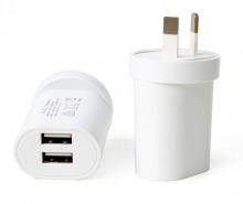 2-Port USB Wall Charger (2.1A)